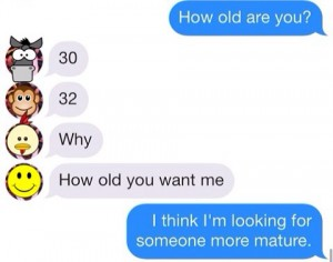 Tinder didn't work out so well. (Photo by Jaimie Beebe)