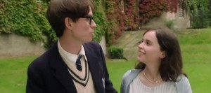 "Eddie Redmayne and Felicity Jones in ""The Theory of Everything"" (YouTube)"