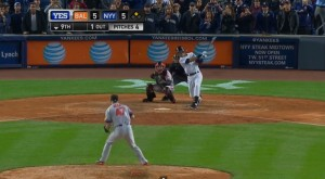 The game-winning hit in Derek Jeter's final game at Yankee Stadium. (YouTube)