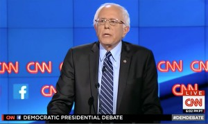 Bernie Sanders cannot win so he hopes for a convention miracle. (YouTube)