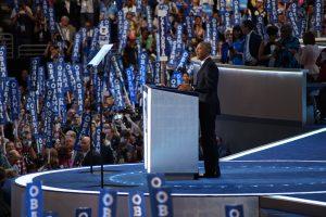 President Obama (Douglas Christian)