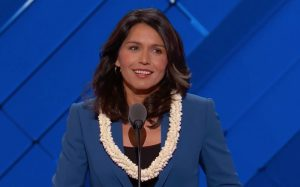 Hawaii Congresswoman Tulsi Gabbard